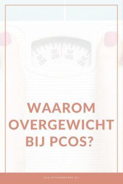 overgewicht bij PCOS