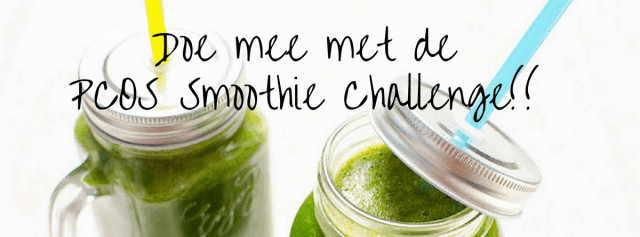 PCOS Smoothie Challenge