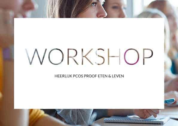 PCOS Pakket - Workshop