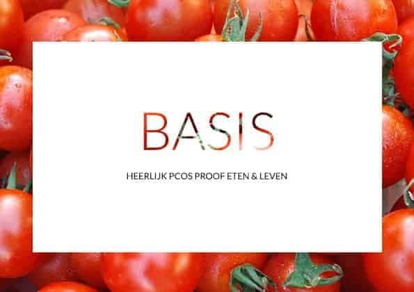 PCOS Pakket - Basis