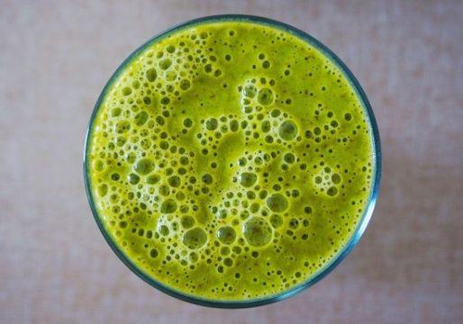 PCOS Dieet Groene Smoothies