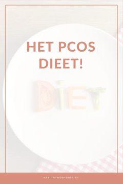 PCOS Dieet