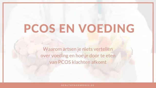 PCOS en voeding