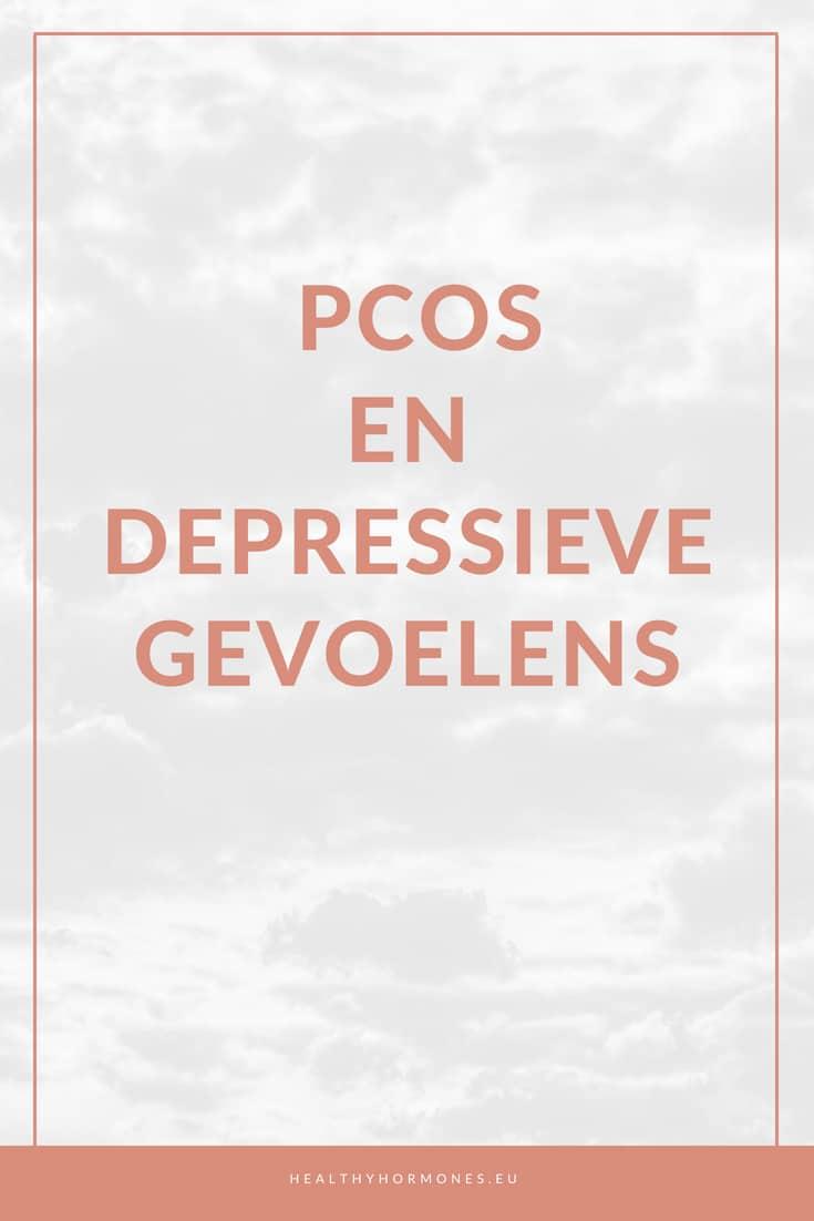 PCOS en depressieve gevoelens