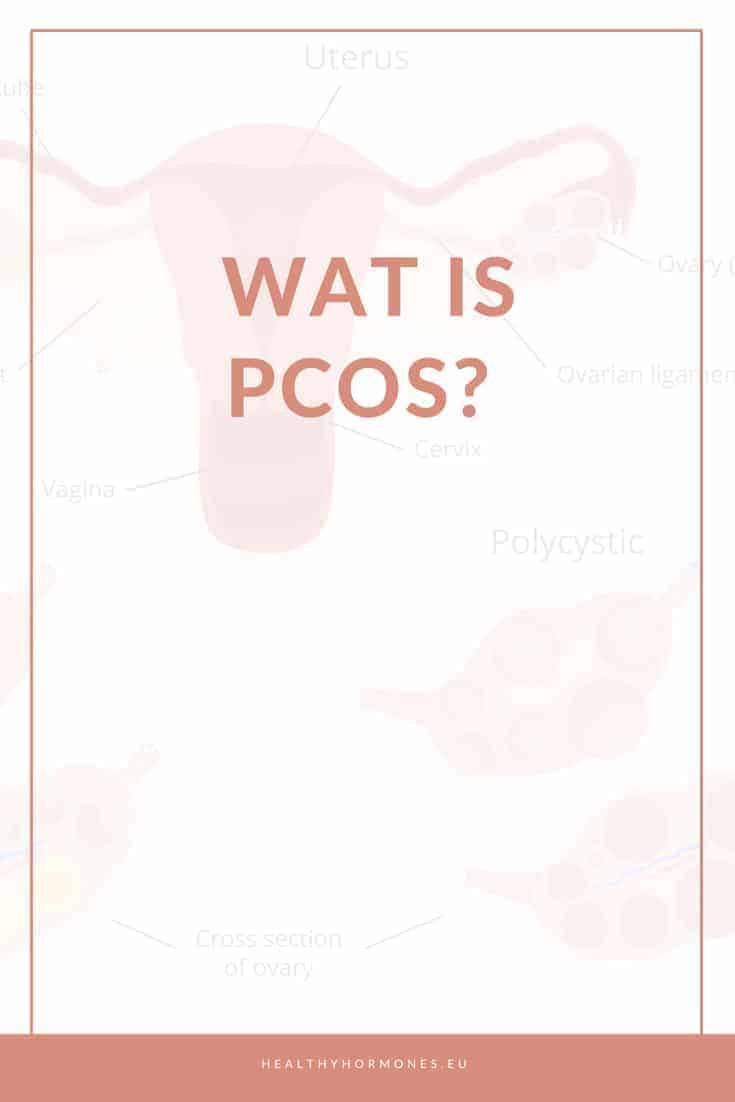 Wat is PCOS?