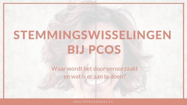 Stemmingswisselingen bij PCOS