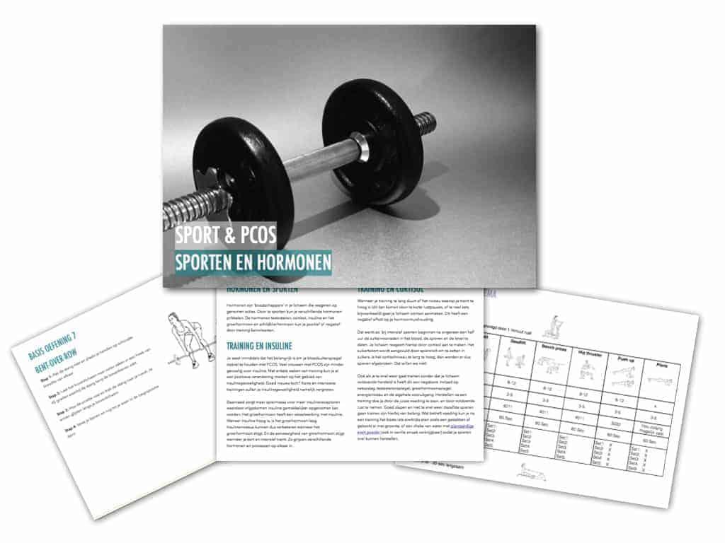 PCOS en sport Healthy Hormones