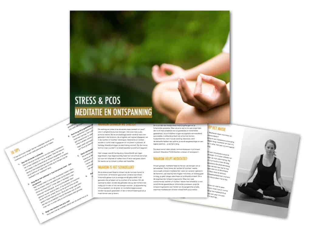 PCOS en stress Healthy Hormones