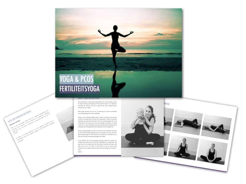 PCOS en yoga Healthy Hormones