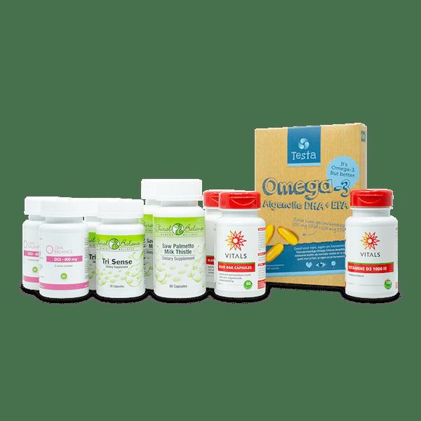 Supplementen PCOS